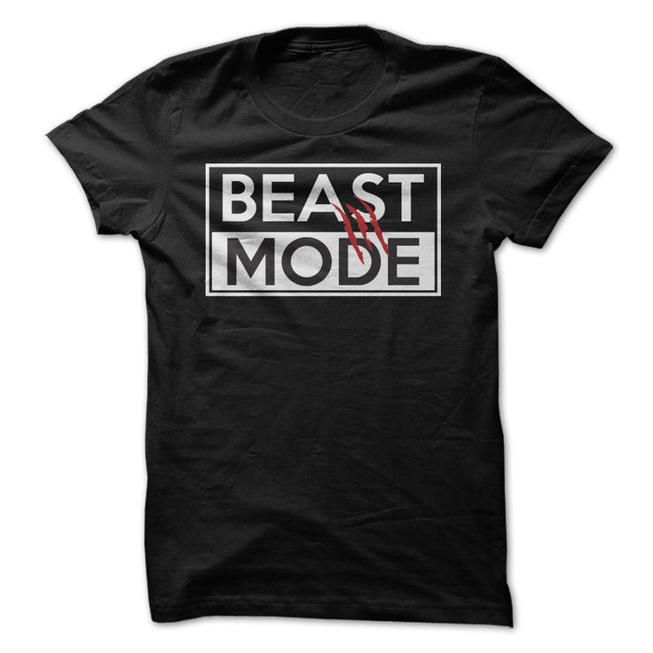 View images & photos of Beast Mode t-shirts & hoodies