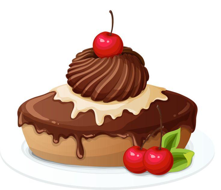 Devil S Food Cake Drawing