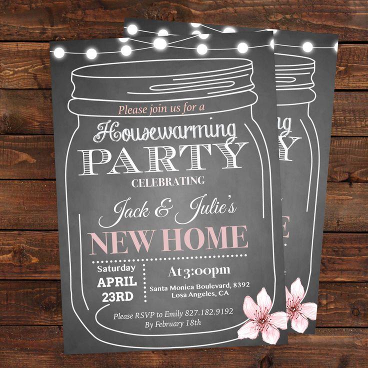 Best 25+ Housewarming invitation templates ideas on Pinterest - housewarming invitation template