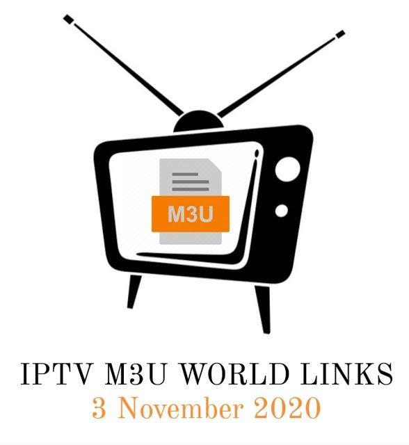 Iptv M3u World Links 03 November 2020 Sports Channel Tv Channels Link