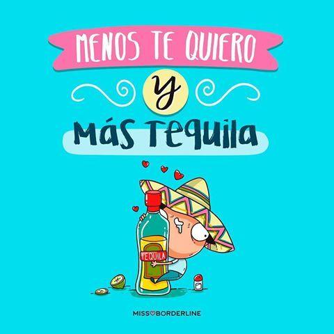 #103 Menos Te quiero y más Tequila!