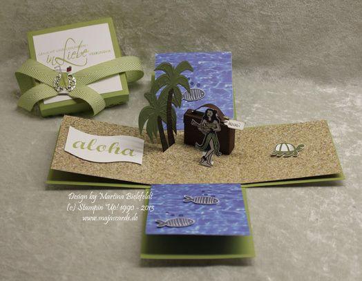Magic Box Geldgeschenk Hochzeit Reise nach Hawaii  Produkte, Magic ...