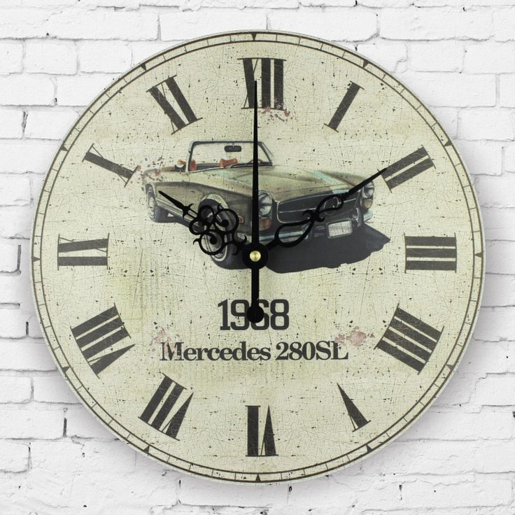 119 best Wall Clocks images on Pinterest 3d wall, Wall clocks - wanduhr modern