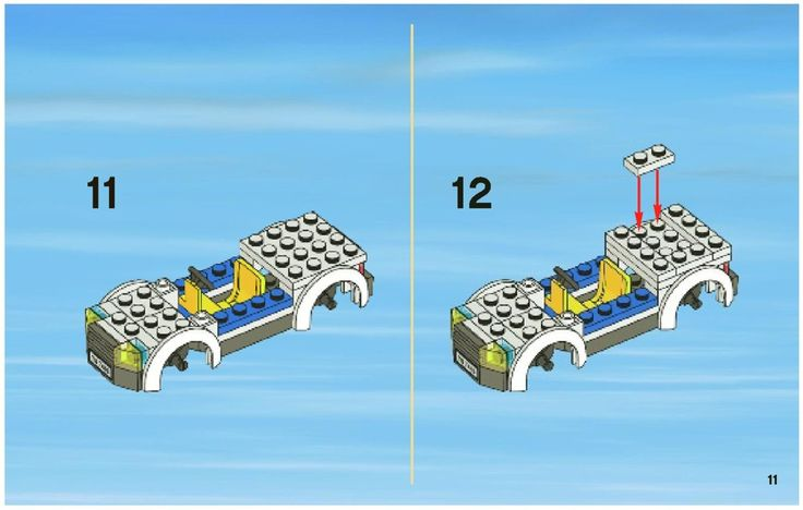 Instructions Lego 7498 Police Station | Hairstyles Trend