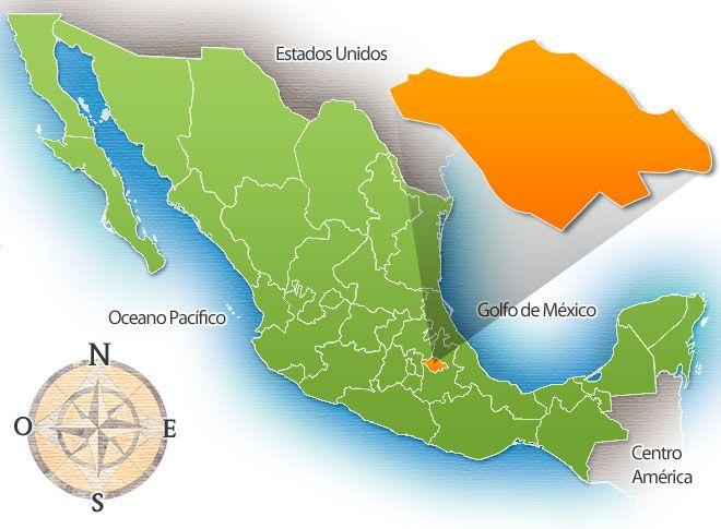 tlaxcala mexico map | 19 april 2012 territorio nombre tlaxcala capital tlaxcala extensión ... (#30)
