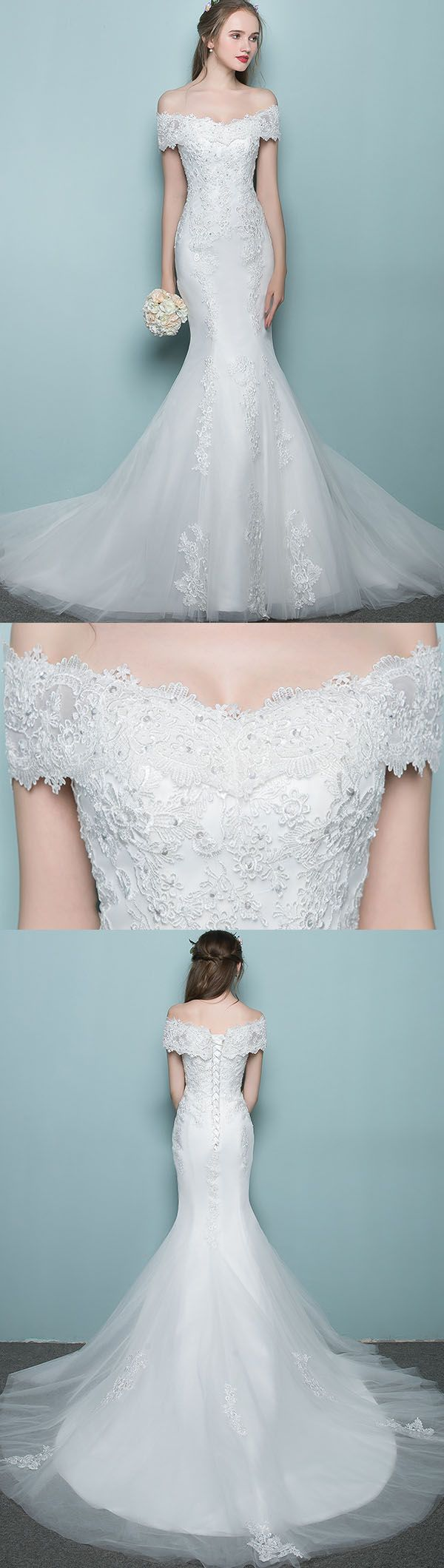 978 best wedding dresses images on Pinterest | Short wedding gowns ...