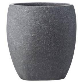 Charcoal Stone Tumbler