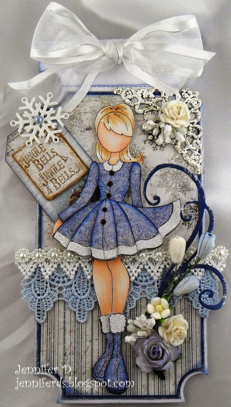 JenniferD's Blog: Christmas in October