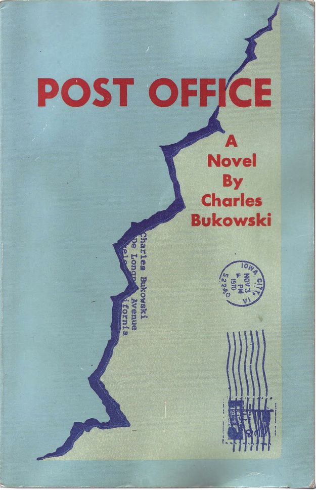 Post Office by Charles Bukowski | 12 Books To Read While Getting Sober
