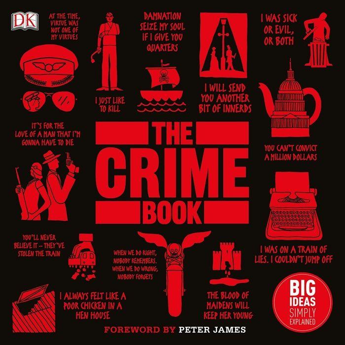 2019 The Crime Book Big Ideas Simply Explained Audiobook By Dk Dk Audio In 2020 Crime Books Audio Books Books