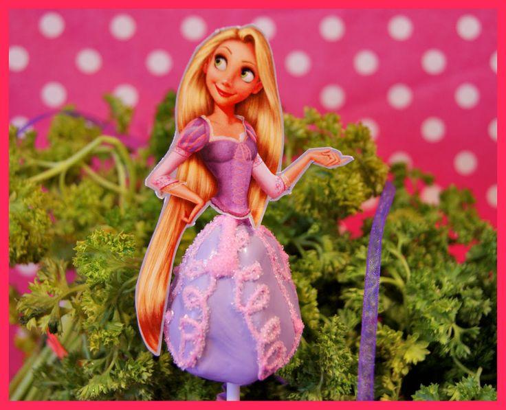 Continuando Con El Tema De Cakepops Princesas Para Todas Las  cakepins.com