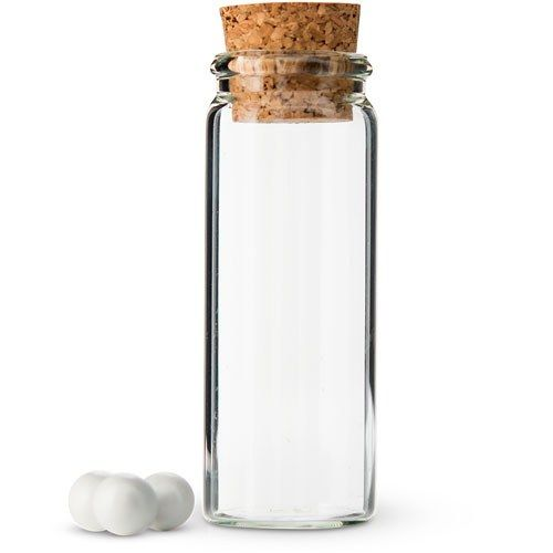 Small Glass Bottles With Lids Wedding Favors - Weddingstar