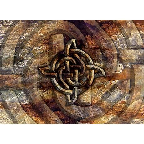 id love to have this in the denceltic knot area rug