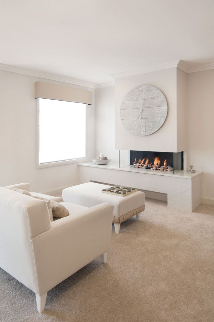 Gas Fireplaces - Pure Vision  | Real Flame