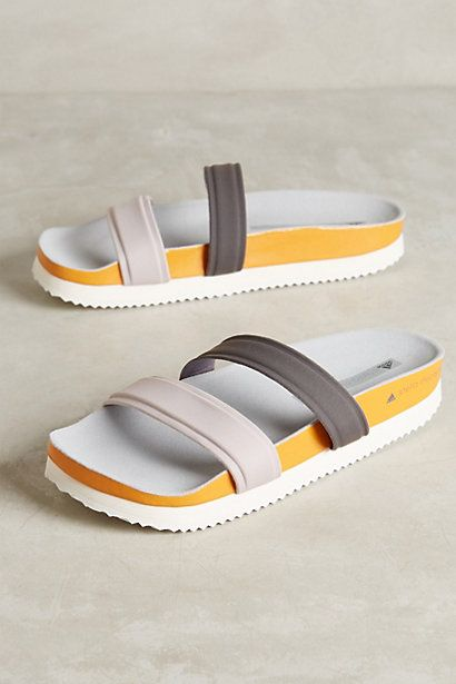 Adidas by Stella McCartney Stina Slides #anthropologie
