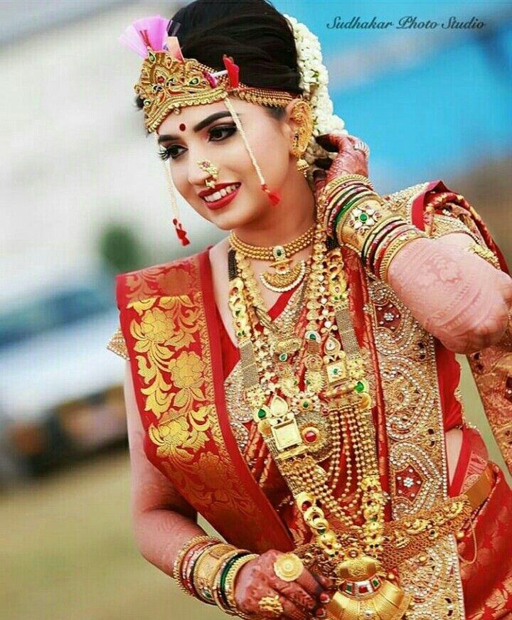 Pin by Manisha Shinde on Maharashtrian bride Indian