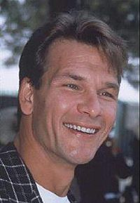 patrick swayze photo gallery | movie actor Patrick Swayze, star of box-office hits such as ...