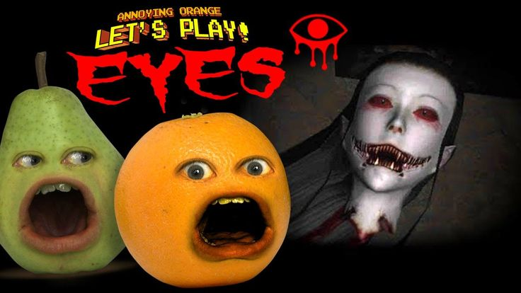 #VR #VRGames #Drone #Gaming Annoying Orange and Pear Play - EYES! (Horror game) #SHOCKTOBER animation, annoying orange, Attack, banana, blood, creepy, daneboe, eating, eyes, floating head, fruit, Funny, game, Horror, juice, jumpscare, look, Maze, Money, pear, play, run, Scared, scary, scream, screaming, Shocktober, steal, Survival Horror (Media Genre), talking, The Annoying Orange, time, Video Game Culture, vr videos, Weird #Animation #AnnoyingOrange #Attack #Banana #Blood