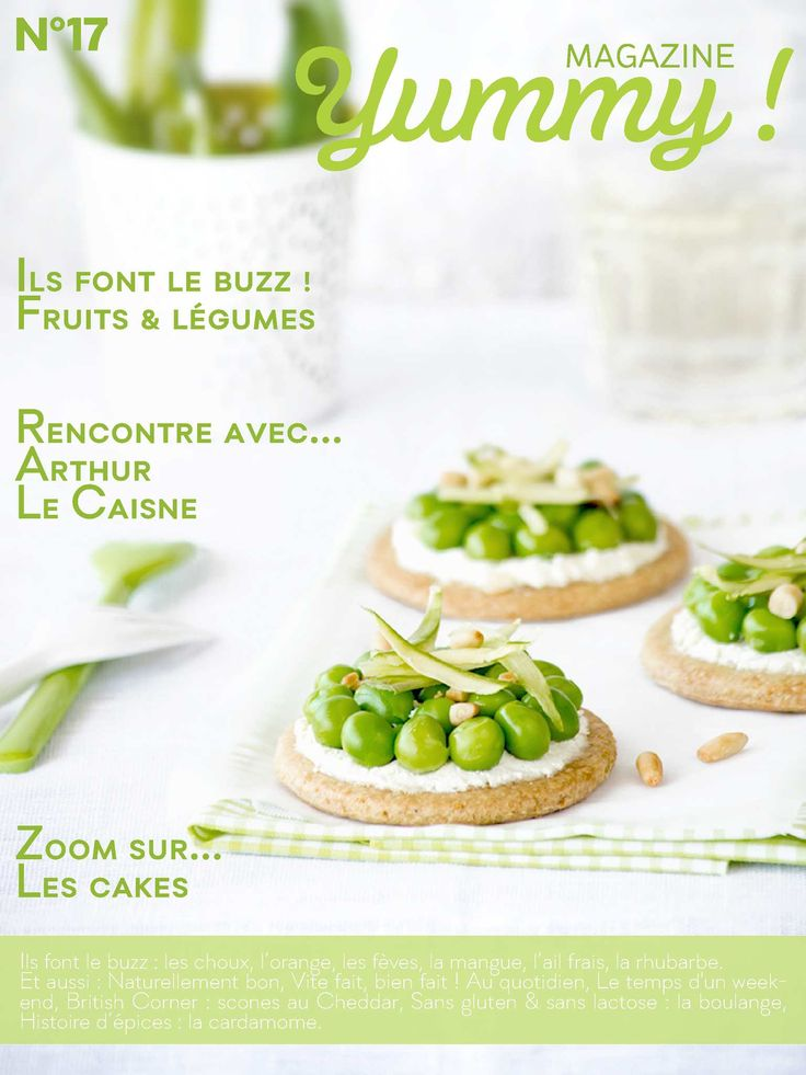 Yummy Magazine N°17