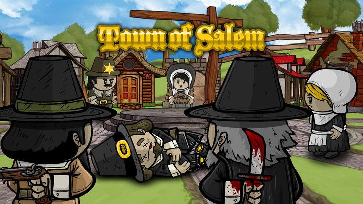 A guide to the Town Roles of Town of Salem :D
