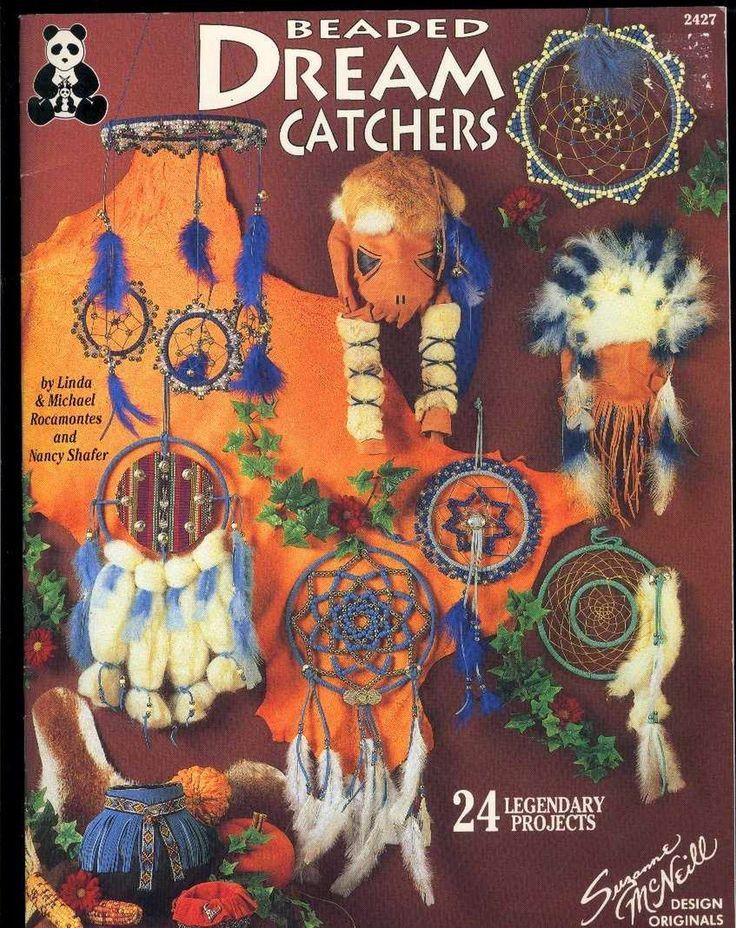 Beaded Dream Catchers #DreamCatcherTutorial