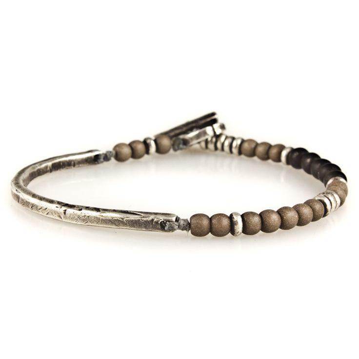 M. Cohen Mens Beaded Bracelet xx4EgS