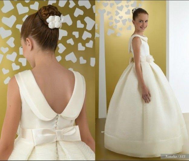 vestido de primera comunion - Buscar con Google