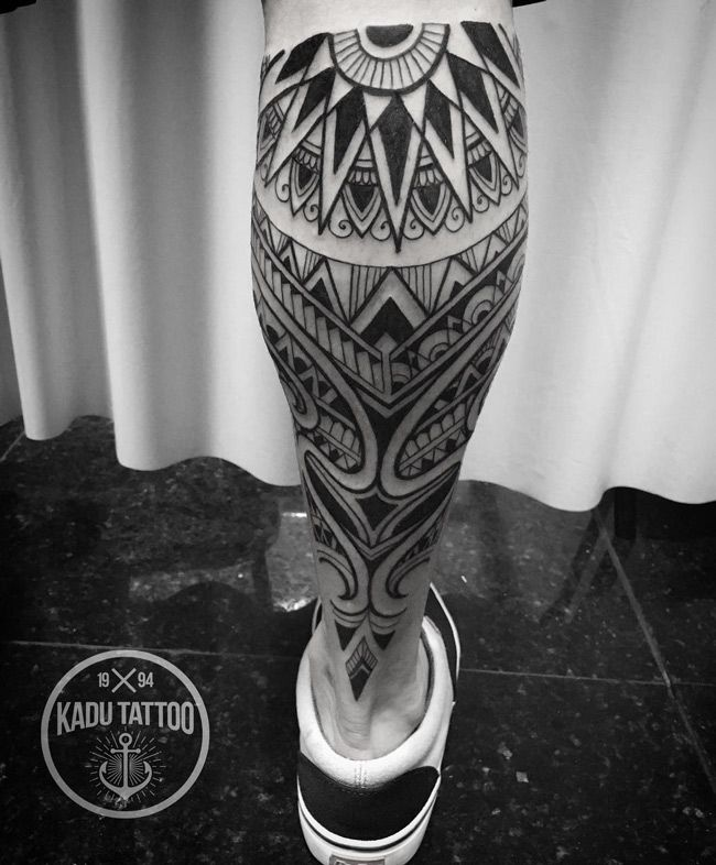 Maori Tribal Tattoo                                                                                                                                                      Más