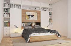 libreria sopra il letto - Cerca con Google