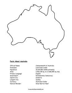 australia-facts