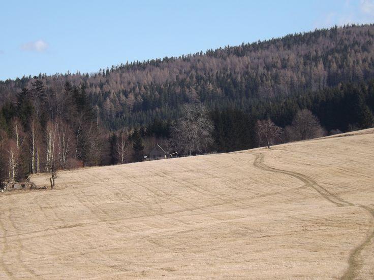 Przełęcz Gierałtowska. Góry Złote