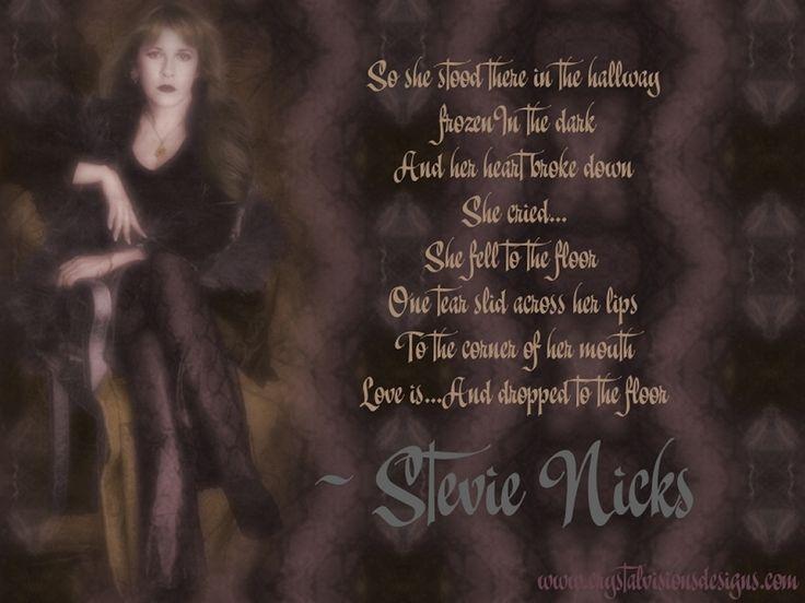 Stevie- Love is...
