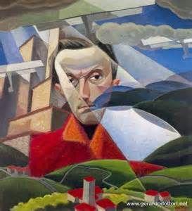 Gerardo Dottori-Italian Painter