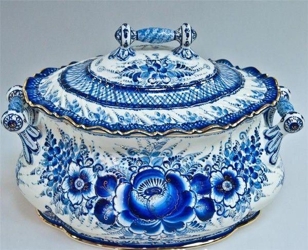 гжель посуда - Поиск в Google