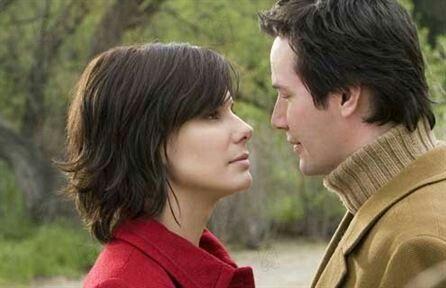 Entre deux rives :  Keanu Reeves, Sandra Bullock