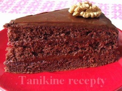 Čokoládová torta :: Recepty