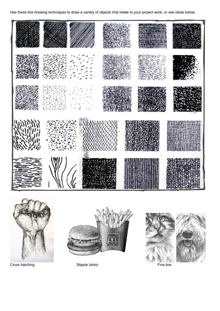 Drawing Using Lines : Cross hatching pinterest search