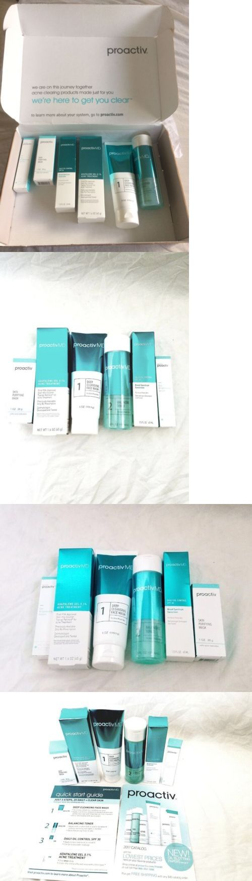 Acne and Blemish Treatments: Proactiv Md 6 Pieces Kit 90 Days + Skin Purifying Mask + Free Shipping!! -> BUY IT NOW ONLY: $49.99 on eBay!