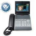 Polycom® VVX® 1500 C  Polycom® VVX® 1500 C Certified for Cisco® UC environments, offering HD voice calls, business class video, and inbuilt applications on color touch screen