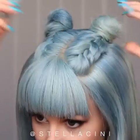 Tendencias impresionantes del color del cabello