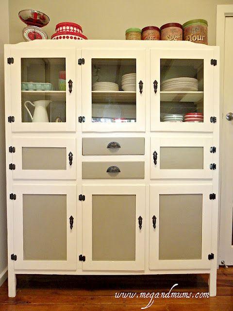 9 best vintage kitchen cabinet restoration ideas images on for Kitchen restoration ideas