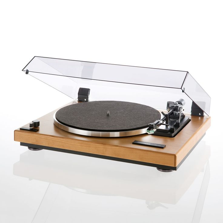 The TD 240 - The Most Popular Automatic turntable from Thorens