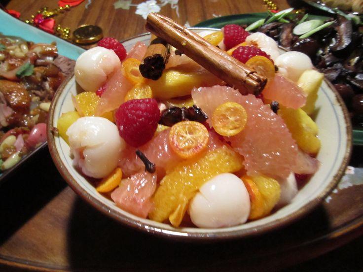 Fortune Fruit Salad