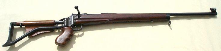 CG-62 biathlon rifle
