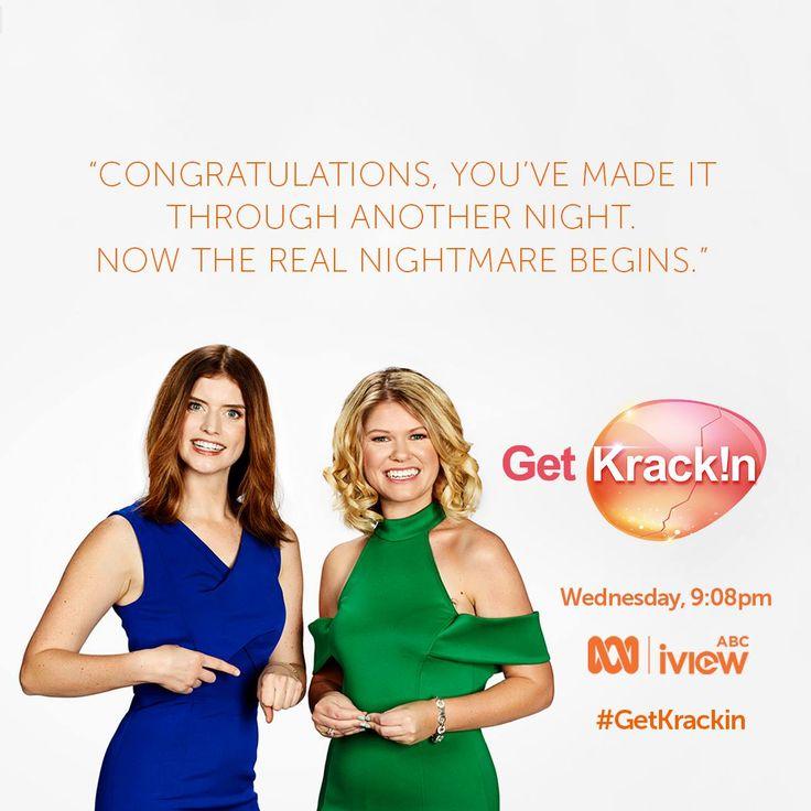 Get Krackin'
