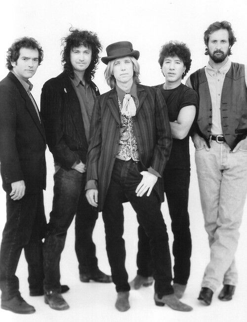 Tom Petty and The Heartbreakers. The Long After Dark tour, sometime early 1983, Kiel Auditorium in St. Louis