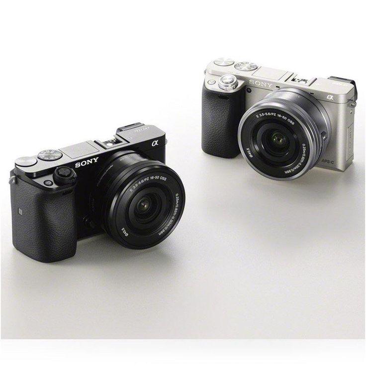 """Sony Alpha 6000 Systemkamera 3"""" inkl. SEL-P1650. """"Wer bloß eine Kamera für ein paar Urlaubsschnappschüsse und Videos sucht, schießt hier ein bisschen über das Ziel hinaus."""""""