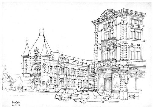 Architectural Drawing Sketch 96 best architecture sketch images on pinterest | drawings