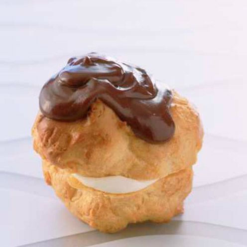 Choux pastry can be difficult to make, so follow this easy chocolate choux bun recipe to ensure success.
