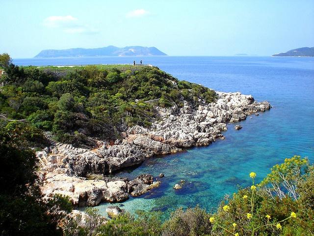 Lycian Coast (Patara and Demre) (UNESCO)  - Turkey